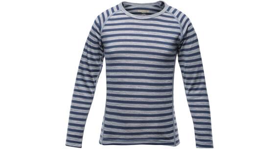 Devold Kids Breeze Shirt Nightstripes